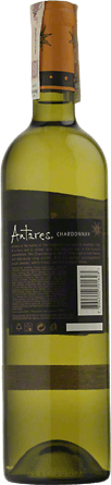 Wino Antares Chardonnay Valle Central D.O. - Białe, Wytrawne