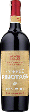 Wino Brandvlei Manor Coffee Pinotage 0,75 l