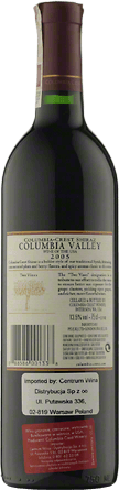 Wino Columbia Crest Two Vines Shiraz Columbia Valley - Czerwone, Wytrawne