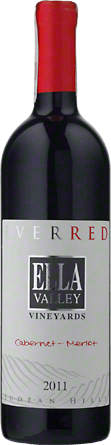 Wino Ella Valley Vineyards Ever Red - Czerwone, Wytrawne
