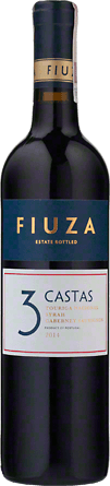 Fiuza 3 Castas Touriga Nacional Semi Sweet Red