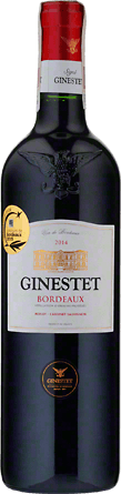 Wino Ginestet Bordeaux Rouge 0,75 l