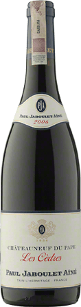 Wino Jaboulet Les Cedres Chateauneuf du Pape A.O.C. - Czerwone, Wytrawne