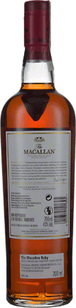 Alkohole mocne Whisky the Macallan Ruby 1824 Series - Inne, Wytrawne